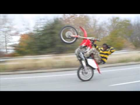 Dirtbike Rell Street King Mobile Youtube
