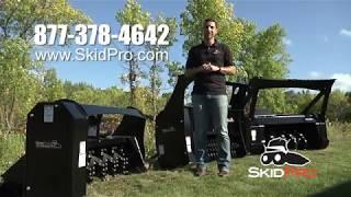 Skid Pro Skid Steer SP500 Mulcher