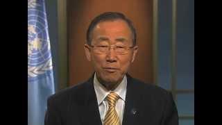 """Education First"" - UN Secretary-General's video message"