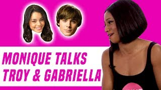Monique Coleman Fangirls Over High School Musical Moment