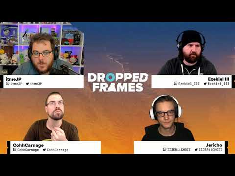 Dropped Frames - Week 127 - Video Games (Part 2)