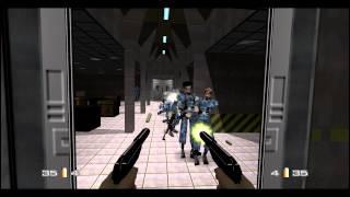 GoldenEye 007 N64 - Bunker II - 00 Agent