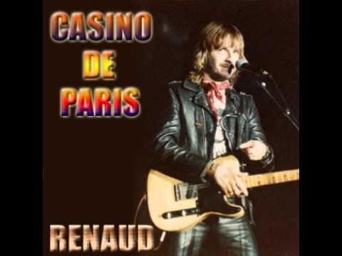 Renaud Casino de Paris 1992 En cloque