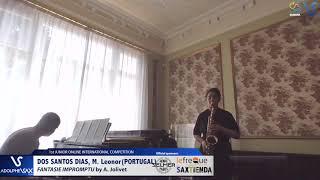 Leonor Dies – Fantasie Impromptu by André Jolivet