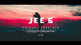 Best love bgm ringtone & love whatsapp status - Sachin - Tamil | Jee6