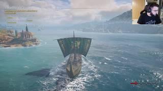 TODO SE QUEDA EN FAMILIA - Assassin's Creed Odyssey - Directo 6
