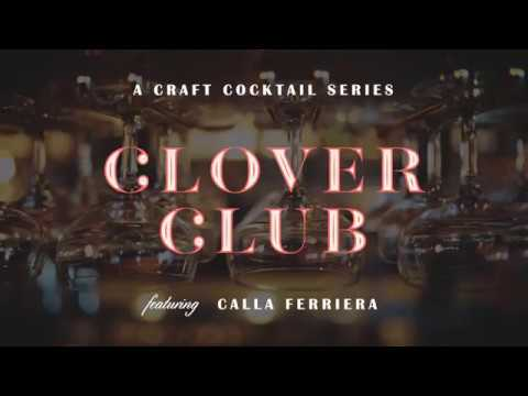 How To Make A Clover Club Cocktail At Home