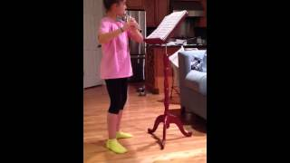 Lucia flute