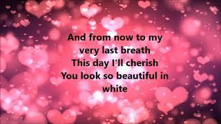 Video Beautiful in White - Shane Filan Lyrics download MP3, 3GP, MP4, WEBM, AVI, FLV Juli 2018