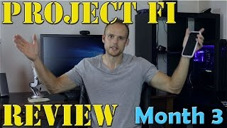 Google Project Fi Review - My Three Month Experience