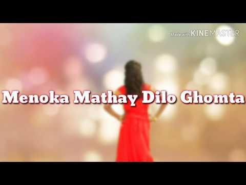 Menoka Mathay Dilo Ghomta Dance Video - 2019 ! M. Sparkle Dance Group ! Choreography Dipanakar ! Rim