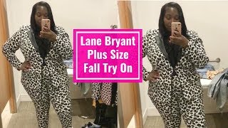 Lane Bryant Plus Size Fall Collection Try On featuring Girl With Curves