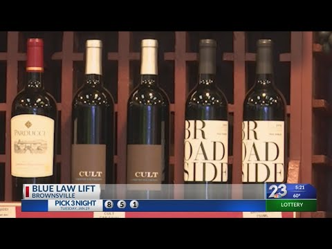 New Law Will Allow Texas Liquor Stores To Open Sunday