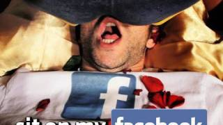 vuclip Sit on my Facebook (Internet Love Song) by The Scribes