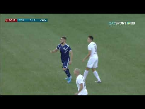Tobol Ordabasy Goals And Highlights