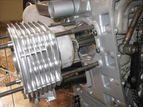 BMW R 1100 GS ENGINE REPAIR Arequipa Peru