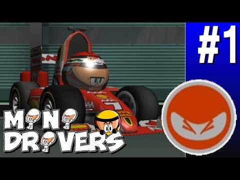 MiniDrivers: The Game - 2016 Season (Extreme) 1