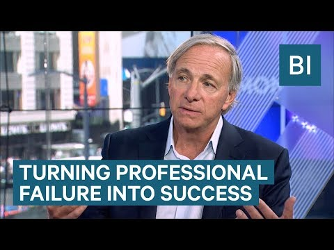 Ray Dalio turned his biggest professional failure into success
