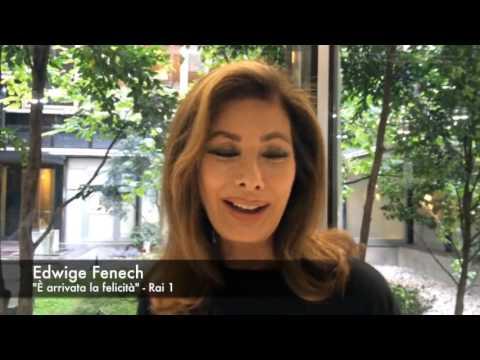 Edwige Fenech Now