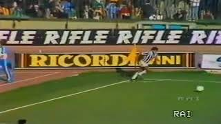 Serie A 1984 1985, day 04 Juventus   Milan 1 1 Briaschi, Virdis