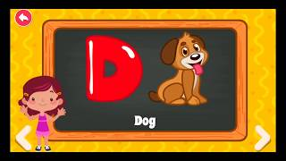 Preschool learning | abcs song | alphabets playing games