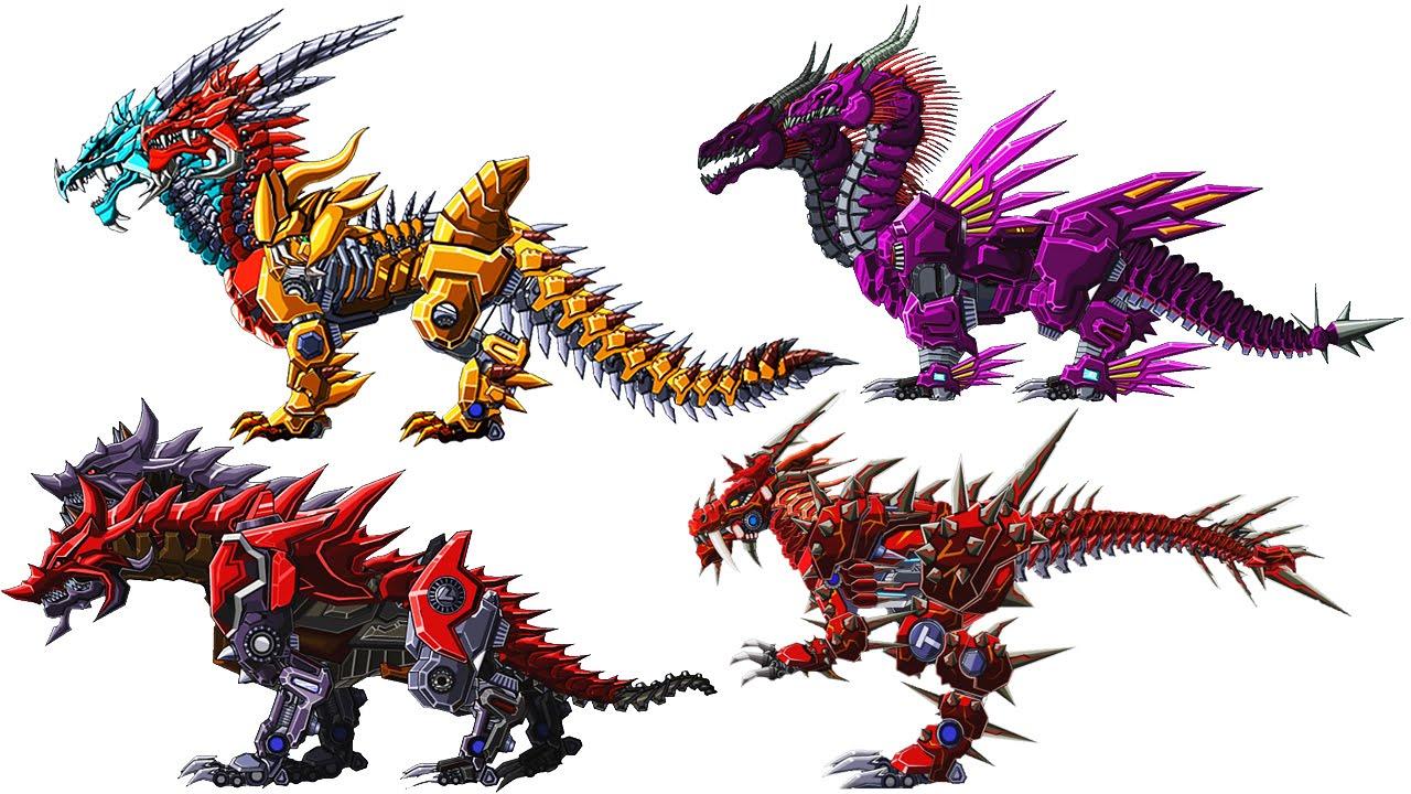 toy robot war gameplay 2 addict headed dragon monsters eftsei