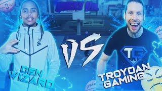DenWizard Vs TroyDan In The Stage First Time Going Against Youtube Logo 96 P ure Shot Creator