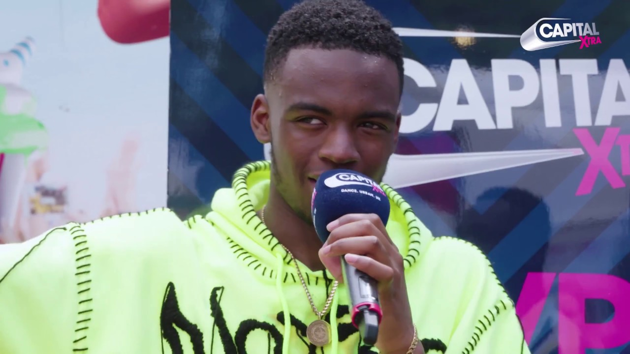 Not3s Reflects On His Success & Teases New Music At Wireless Festival