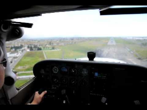 Richard Morales Centeno Landing