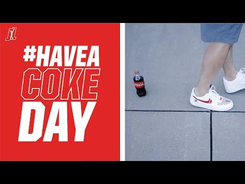 #HaveACokeDay with Joey Logano