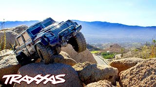 Getting Technical | Traxxas TRX-4 Tactical Unit