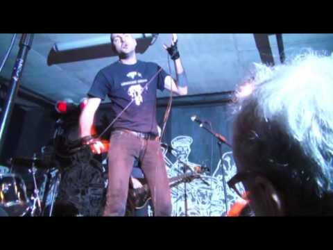 Gasmask Terror live Paris at Cirque Electrique 23.01.2016