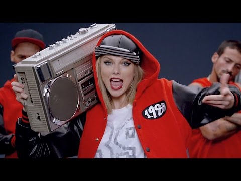 Taylor Swift Shakes It Off Spotify