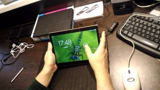 популярный 10 дюймовый планшет BDF и его секреты (3 часть)