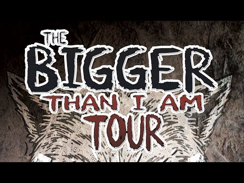 The Bigger Than I Am Tour - he.cried.wolf and Strange Earth [Spring 2018]