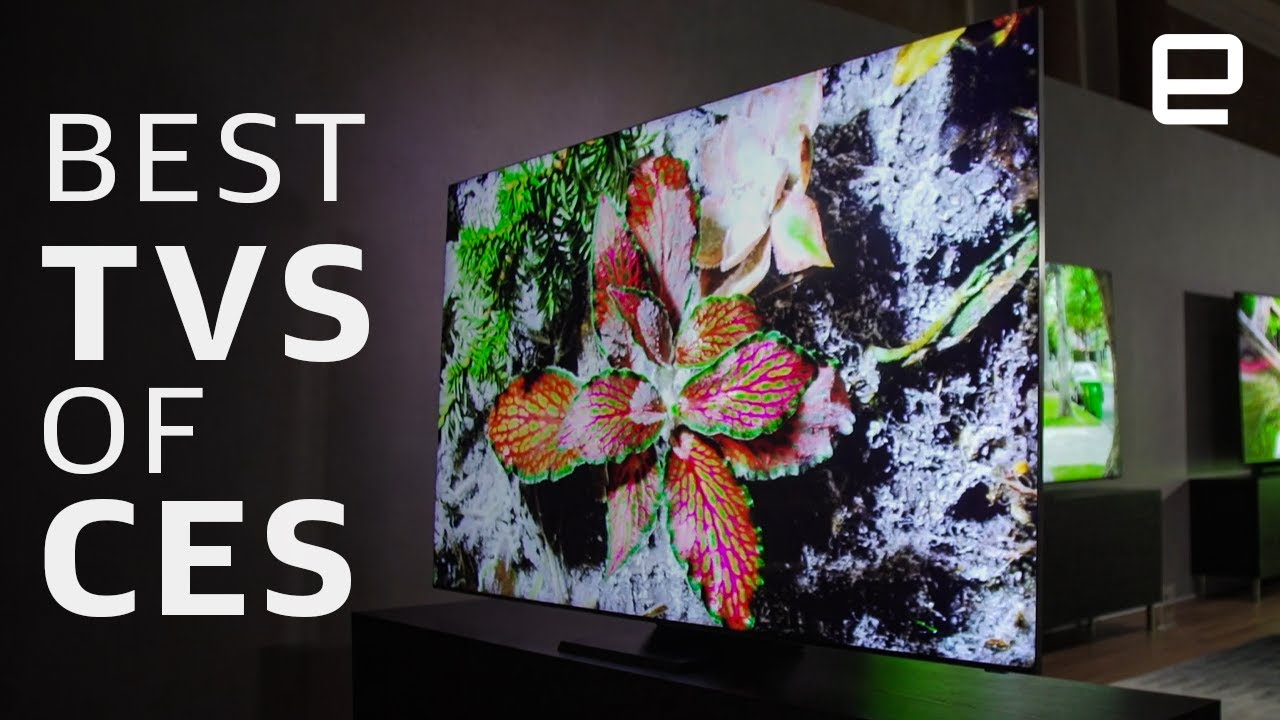 The Best New Tvs At Ces 2020 Youtube