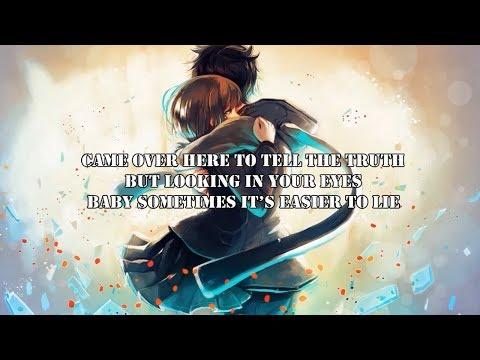 Cassadee Pope - Easier to Lie - Lyrics