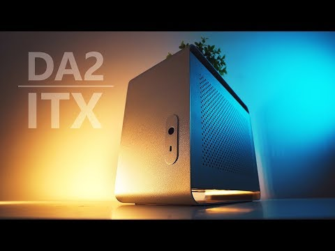 The ULTIMATE Mini ITX Case?  Streacom DA2 Review