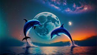 The Deepest Sleep   Listen All Night - 528Hz Healing Sleeping Music For The Soul   Calm Sweet Sleep