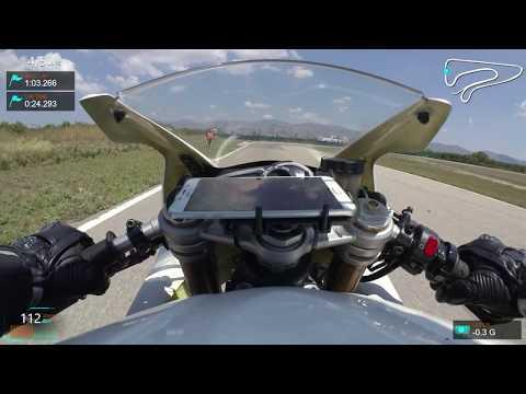 ETD - Megara - // - Session  - Triumph Daytona