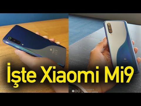 Xiaomi Mi9 ve özellikleri   Yeni nesil amiral gemisi