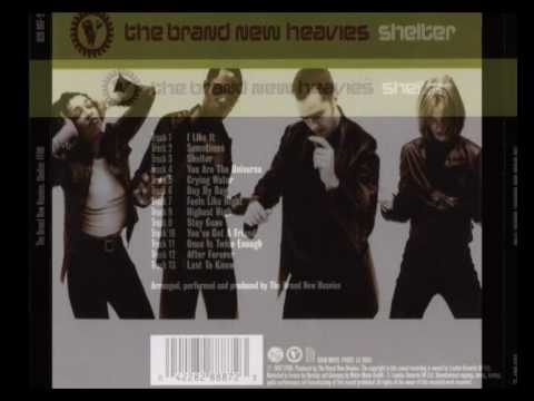The Brand New Heavies - 03 - Shelter