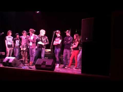 The Chronics Bandstand prijsuitreiking 2012