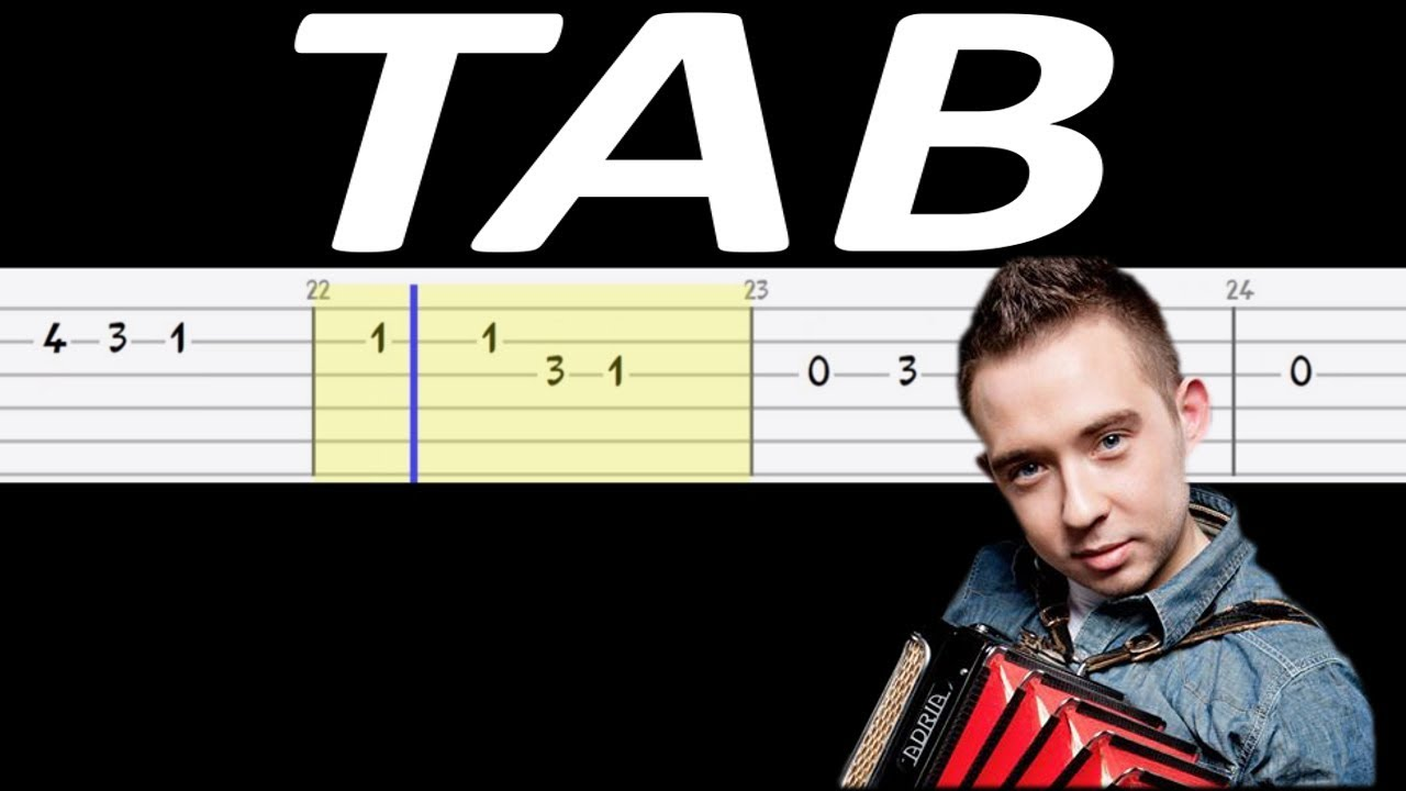 Kamien Z Napisem Love Enej Melodia Tab Gitara Youtube