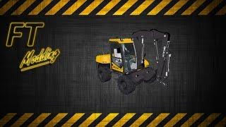 [Présentation] Mecalac 12MTX, Renault Lander benne et Trax 3 axes FS15 FTmodding