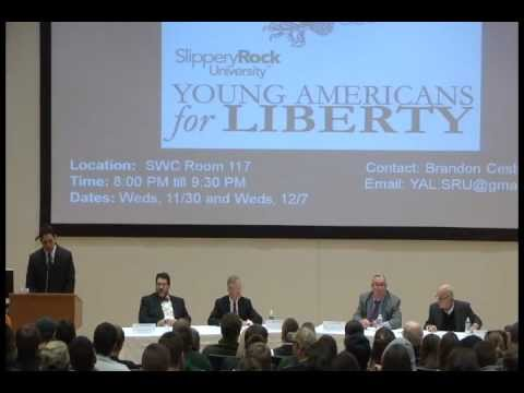 The Free Market vs.Government Intervention: An Economic Panel Discussion
