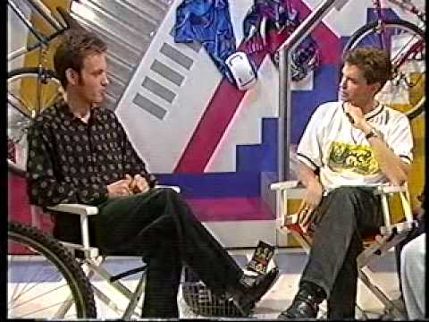 Mountain Bike Star Tim Gould on BBC's Going Live with Philip Schofiled 18 1 92 Pt 2