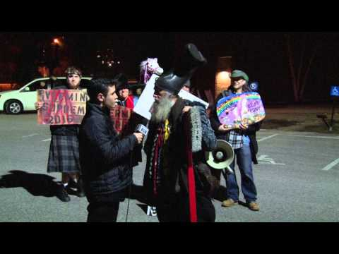 Interview with Presidential Candidate Vermin Supreme