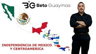 Beto Guaymas - Dia de la independencia de Mexico y Centroamerica