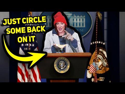 WATCH: Jen Psaki Circle Back Stream LIVE